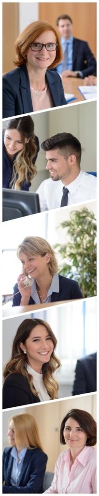 Ihr Steuerberater in Frankfurt und Weinheim: Team
