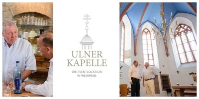 Steuergestaltung und Steueroptimierung: Herr Noor hat unter anderem die Ulner Kapelle in Weinheim restauriert. Unsere Empfehlungen zu Gestaltung und Optimierung haben ihn dabei unterstützt.