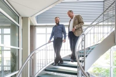 Der Fachberater für Unternehmensnachfolge (DStV e.V.) unterstützt Sie bei jedem Schritt der Übergabe.