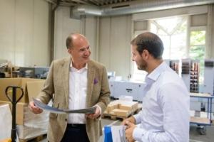 Steuerberater Michael Schiele berät Umsatzsteuerzahler zur Rechnungsstellung