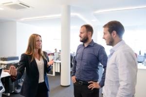 Steuerberater Angela Safferling berät Freiberufler im Falle einer Betriebsprüfung
