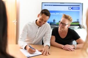Ihr Steuerberater in Frankfurt und Weinheim: Betriebswirt bei Kurka Jens Hocke und Bilanzbuchhalter Heike Reinhard-Frank