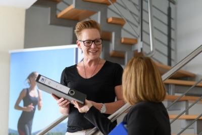 Ihr Steuerberater in Frankfurt und Weinheim: Bilanzbuchhalter bei Kurka Heike Reinhard-Frank und Betriebswirt Lucia Berardi